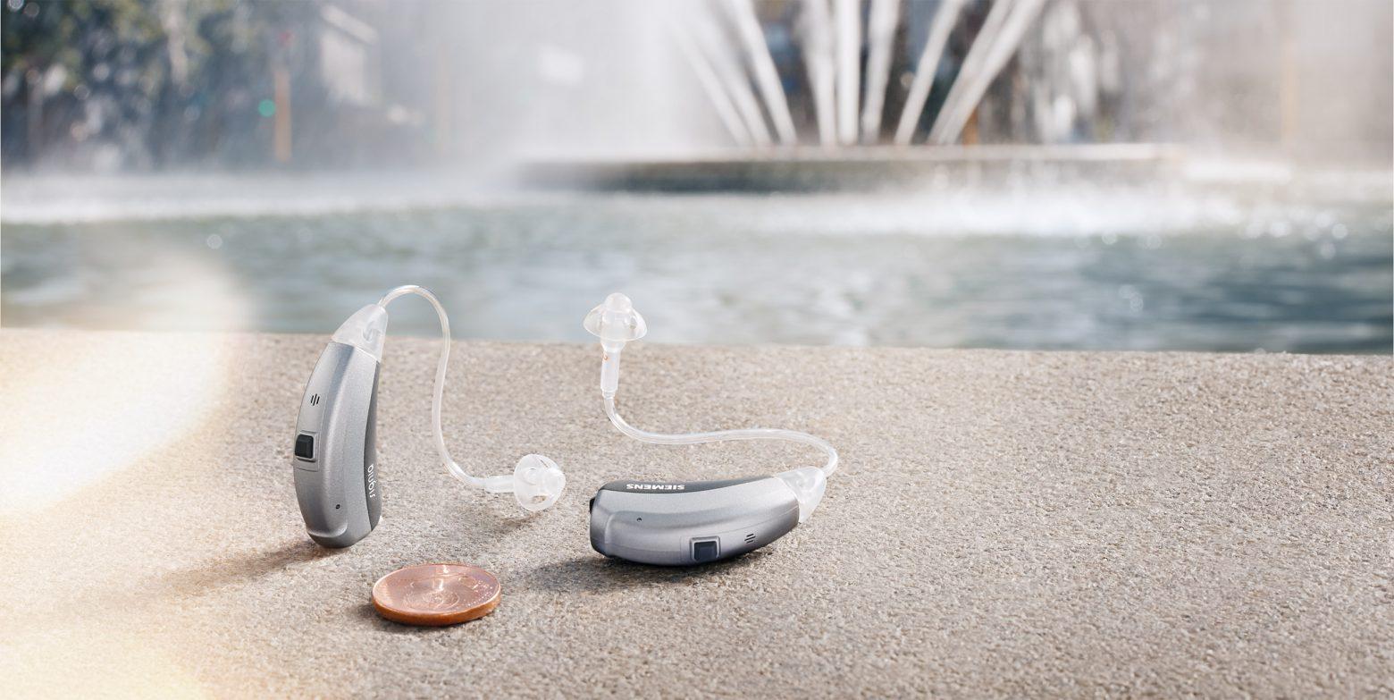 Слуховые аппараты: широкий ассортимент в центре коррекции слуха «Мелфон»